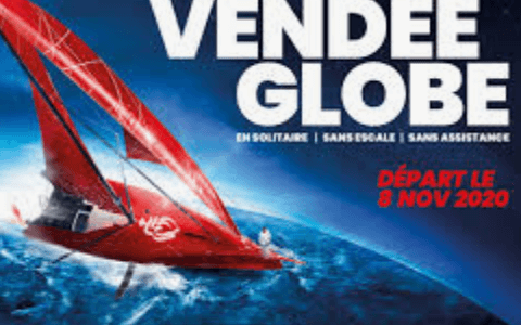 Visuel Quand Twipi Group fait son tour du monde avec le skipper Fabrice Amédéo lors du Vendée Globe 2020