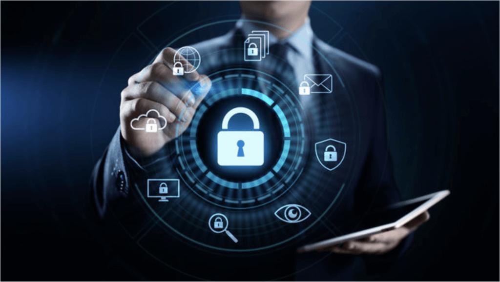 Visuel Sécurité des données : 5 questions à poser à votre fournisseur de GMAO web