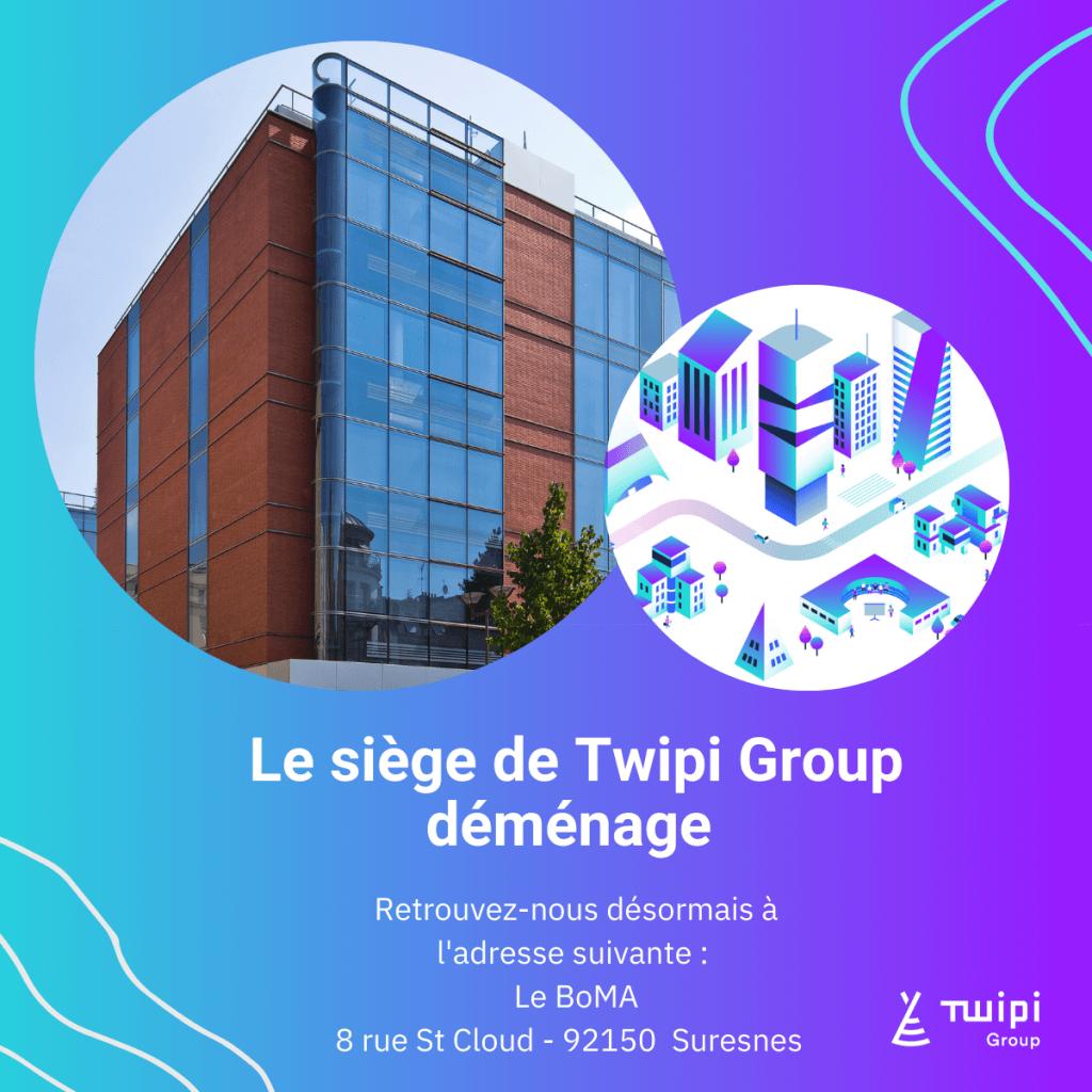 Visuel Twipi Group déménage !